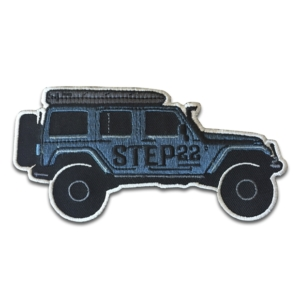 Jeep JK Patch